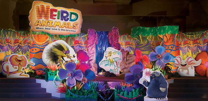 Weird Animals Vbs 5