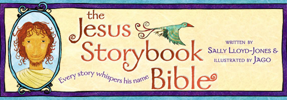 creating a 1 year curriculum with the jesus storybook bible