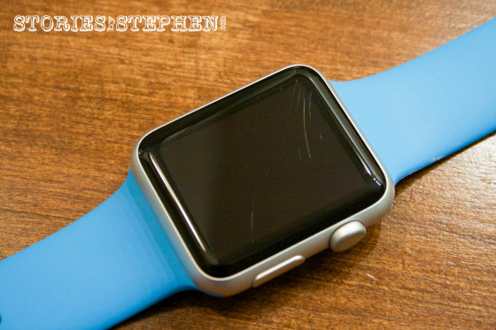 Apple Watch Sport Scratched (StoriesByStephen.com)-10
