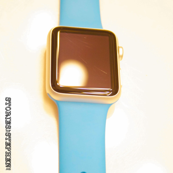 Apple Watch Sport Scratched (StoriesByStephen.com)-5