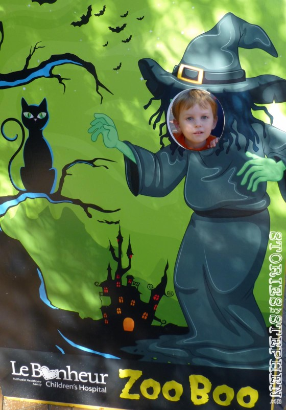 Witch Sam