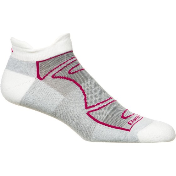 Darn Tough Vermont Women's Merino Wool No-Show Ultra-Light Cushion Athletic Socks