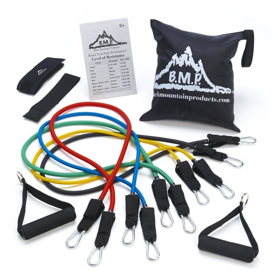 Black Mountain Products makes some of the best, most affordable resistance bands available. I personally own them, and they are very highly rated.