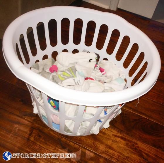 Laundry Pile WM-2-2
