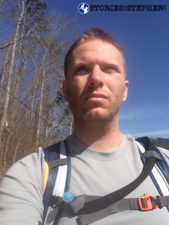 Seals & Lickskillet Trail Run Lake Guntersville State Park-12