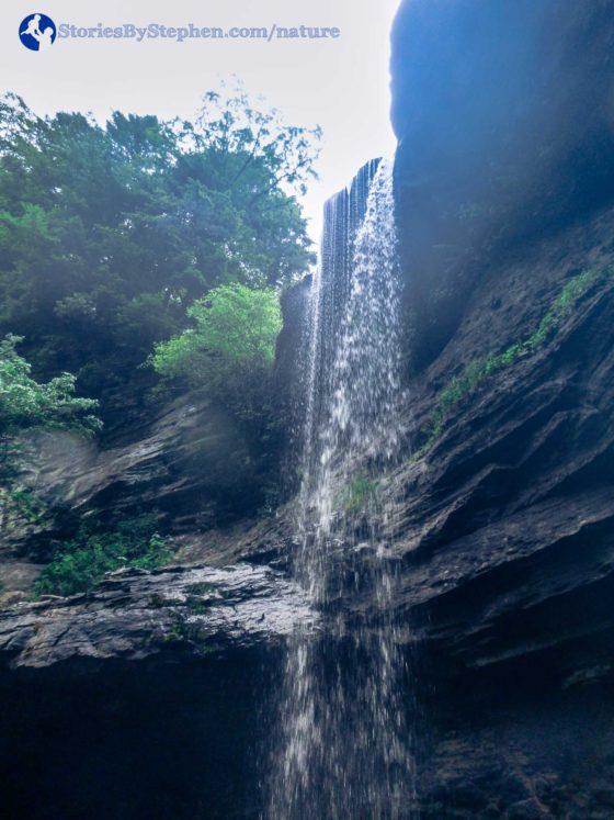 South Cumberland Camping Trip080-2-2 Greeter Falls