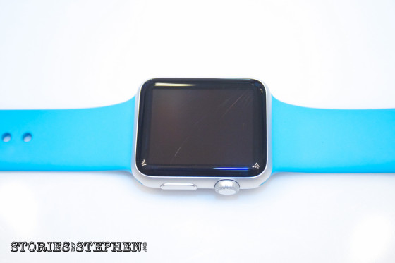 Apple Watch Sport Scratched (StoriesByStephen.com)-8