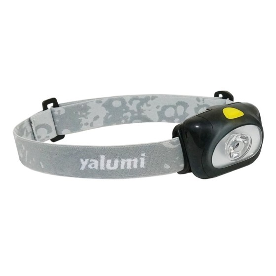 See & be seen with the Yalumi LED Headlamp Spark 105-Lumen 90-Meter Spotlight. When picking a headlamp for a runner, make sure it is not too large or heavy.