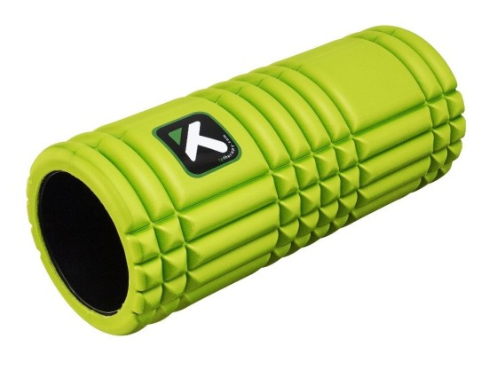 After using a couple cheap $5 foam rollers, I invested in the TriggerPoint GRID Foam Roller a few months ago and never looked back. It is vital to my marathon training and recovery.
