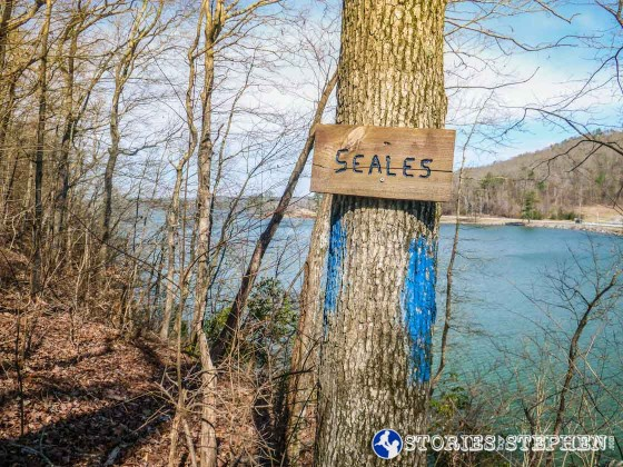 Seals & Lickskillet Trail Run Lake Guntersville State Park-17