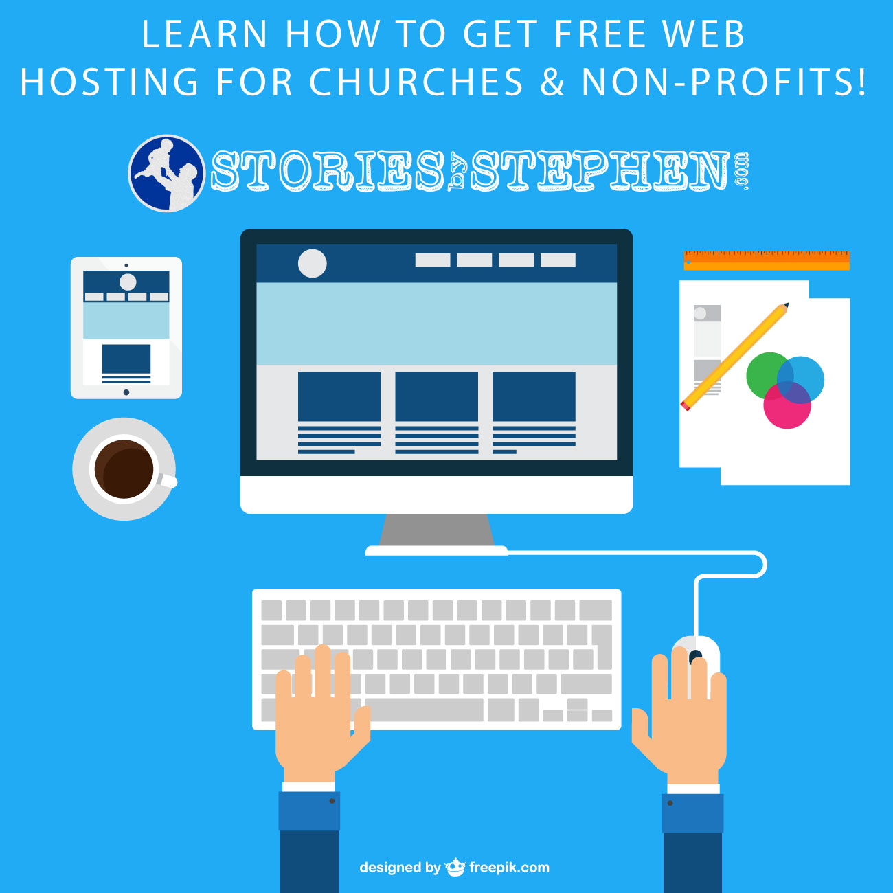 Free Website Hosting For Churches Non Profits