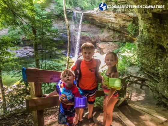 South Cumberland Camping Trip067-9-2 Greeter Falls