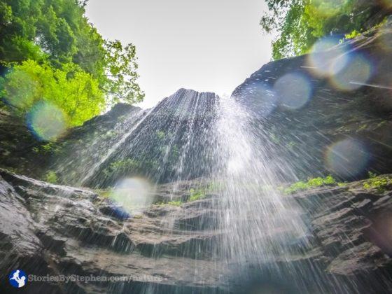 South Cumberland Camping Trip086-89 Greeter Falls