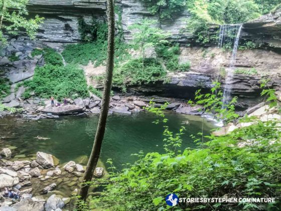 South Cumberland Camping Trip096-6 Greeter Falls