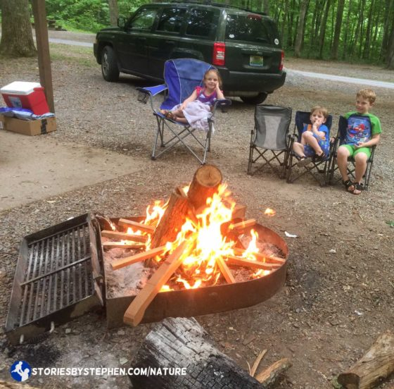 Day 2 Campfire