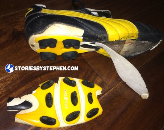 broken soccer cleats 4